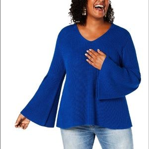 Plus size sweater